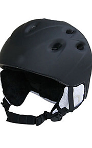 Hjelm Unisex One Piece / Sport Sports Helmet snø Hjelm PC / EPS Snøsport
