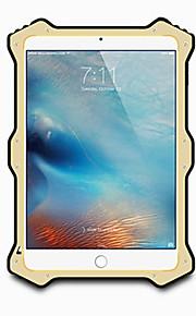 För Vatten / Dirt / Shock Proof fodral Heltäckande fodral Enfärgat Hårt Metall Apple iPad Mini 4 / iPad Mini 3/2/1
