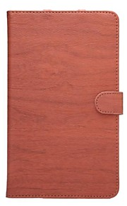Wood Pattern High Quality PU Leather Case for 8 Inch Huawei Media Pad M2(M2-803L)