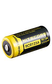 nitecore nl166 650mAh 3.7v 2.4wh 18650 li-ion akku