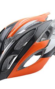 여성용 / 남성용 / 남여 공용 자전거 헬멧 23 통풍구 싸이클링 사이클링 / 산악 사이클링 / 도로 사이클링 / 레크리에이션 사이클링 원 사이즈 PC / EPS 화이트 / 레드 / 블루 / 오렌지