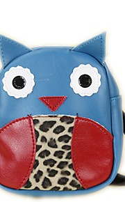 Cat / Dog Dog Pack Pet Carrier Portable / Cartoon / Cute / Casual/Daily Blue Fabric