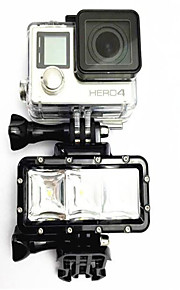 Accessories For GoPro,Spot Light LED LED Waterproof Convenient Adjustable Multi-function, For-Action Camera,All Gopro OthersUniversal