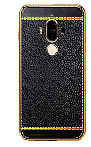 Luxury Genuine Leather Case TPU Soft For Huawei P8 P8 Lite P9 P9 Lite P9 Plus Mate 9