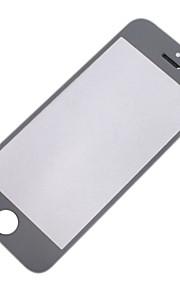 táctil de cristal digitalizador de pantalla de espejo para iPhone 5c