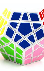 Legetøj Glat Speed Cube MegaMinx Originale Magiske terninger Ivory ABS