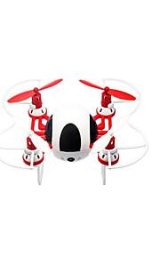 Drone RC T902C 4CH 6 Eixos 2.4G Com Câmera Quadcóptero RC FPV / Com CâmeraQuadcóptero RC / Controle Remoto / Hélices / Cabo USB / 1