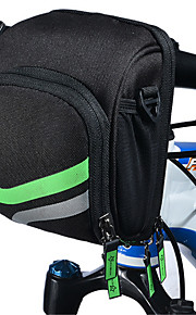 Bolsa para BicicletaBolsa para ManillarImpermeable Cremallera a prueba de agua A Prueba de Golpes Listo para vestir Pantalla táctil