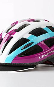 남여 공용 자전거 헬멧 N/A 통풍구 싸이클링 사이클링 산악 사이클링 도로 사이클링 레크리에이션 사이클링 원 사이즈 EPS+EPU 블루 오렌지