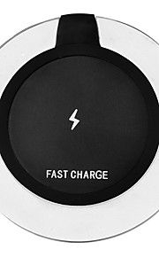 cwxuan® ци 5v / 9В быстрый 2,0 стандарт беспроводной зарядное устройство для Samsung Galaxy s6 / s6 край / s7 / s7 край