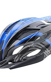 Dámské Pánské Unisex Jezdit na kole Helma 22 Větrací otvory CyklistikaCyklistika Horská cyklistika Silniční cyklistika Rekreační