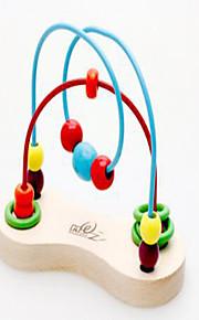 Verlicht stress / Educatief speelgoed Origineel speelgoed Speeltjes Noviteit Bol / Cilindrisch Hout Regenboog Voor jongens / Voor meisjes