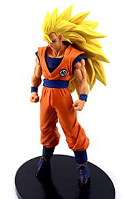 Anime Action Figurer Inspirert av Dragon Ball Goku Anime Cosplay Tilbehør figur Oransje PVC