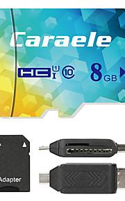 ZP 8GB MicroSD Class 10 80 Other Meerdere in een kaartlezer Micro SD-kaartlezer SD-kaartlezer C-1 USB 2.0