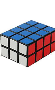 Legetøj Glat Speed Cube 2*2*2 / 3*3*3 / 4*4*4 Originale Minsker stress / Magiske terninger Sort Fade Plastik