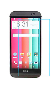 ultimative Stoßdämpfung Displayschutzfolie für HTC ein m7 (3 Stück)