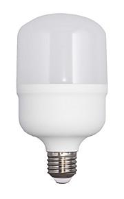 28W E26/E27 LED-globepærer T100 45 SMD 2835 2100 lm Varm hvit AC 220-240 V 1 stk.