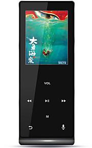 UnisCom MP3 MP3 / WMA / WAV / FLAC / APE / OGG / AAC Rechargeable Li-ion Battery