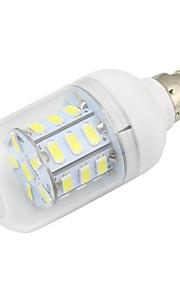 4W E14 LED 콘 조명 T 27 SMD 5730 280 lm 따뜻한 화이트 차가운 화이트 장식 V 1개