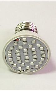 3W E26/E27 LED 글로우 조명 36 260-312 lm 레드 블루 AC 85-265 V 1개