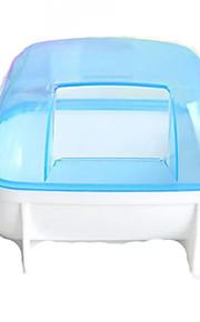 Mus & rotter Kasser Plast Blå