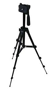ismartdigi i3120-bk 4-seção tripé de câmera para todos d.camera v.camera nikon canon sony Olympus preto