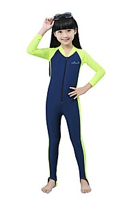 BlueDive® Swimming dress Kids boys girls Snorkeling clothing Children's sun Protection clothing child Diving suit wetsuits