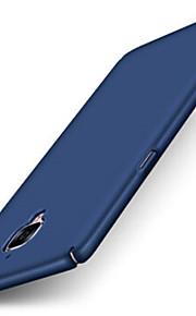 용 울트라 씬 케이스 뒷면 커버 케이스 단색 하드 PC 용 OnePlus One Plus 3T