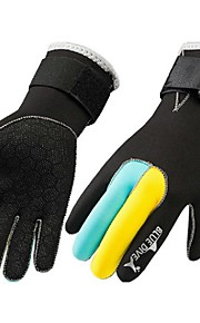 Submersible gloves for 3m m slip-resistant thermal snorkeling gloves submersible thick gloves slip-resistant wear-resistant
