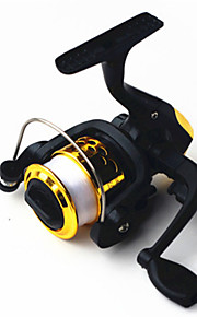 Fishing Reel Spinning Reels 2.61 1 Ball Bearings Exchangable General Fishing