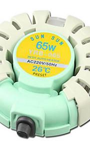 Akvarier Varmer Giftfri og smakløs 65W220V