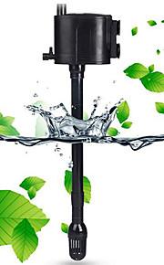 Aquarien Wasserpumpen Ohne Lärm Plastik AC 220-240V