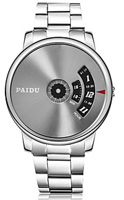 Masculino Relógio de Moda Quartzo Lega Banda Prata marca