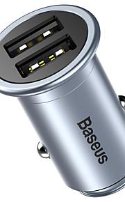 Зарядные устройства для автомобилей Для мобильного телефона Voor tablet 2 USB порта Другое