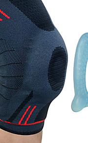 Unisex Knee Brace Protective Football Sports Elastane Black