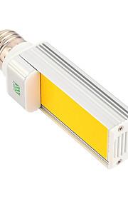 8W E26/E27 LED-spotlampen 1 COB 600-700 lm Warm wit Koel wit Decoratief AC 85-265 V 1 stuks