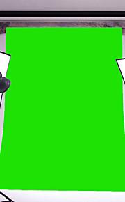 3X5FT green Thin Vinyl Photography Backdrop Studio Prop Photo Background