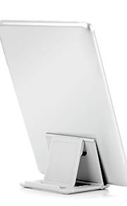tablet stativ Plastik desk Table holder tablet Justerbar Fleksibel Bærbar Foldning Universel Sort Blå Grøn Rosa Hvid