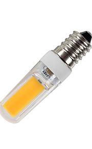 E14 LED Bi-pin 조명 1 COB 260 lm 따뜻한 화이트 차가운 화이트 AC 220-240 V 1개
