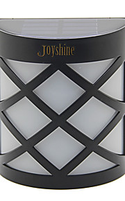 joyshine n763d 5050 SMD LED solens lys fargerike vegggårdslampe