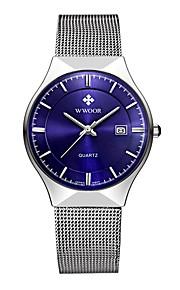 Masculino Mulheres Unissex Relógio Elegante Relógio de Moda Relógio de Pulso Quartzo Lega Banda Pendente Casual Luxuoso Cores Múltiplas