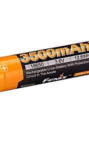 Fenix 18650 3500mAh 3.6V  Li-ion Rechargeable Battery-ARB-L18-3500