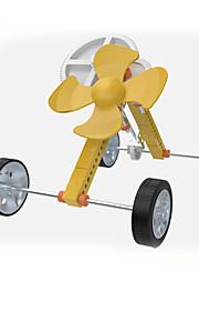 Legetøj Til Drenge Opdagelse Legesager GDS-sæt Pædagogisk legetøj Vindmølle ABS Metal