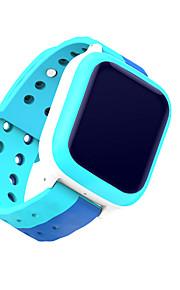 ips não-gps relógio inteligente Q100 Q750 com sos tela wi-fi toque chamar localização do dispositivo rastreador para seguro kid