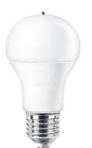 10W E26/E27 LED-globepærer A60(A19) 12 SMD 2835 1000 lm Varm hvit Kjølig hvit AC 220-240 V 1 stk.