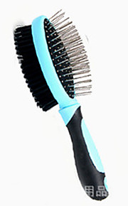 Cane Toelettatura Elastici Animali domestici Prodotti per toelettatura Massaggio Blu Rosa