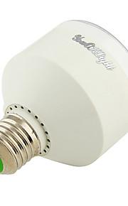 5W E26 E27 LED-globepærer 25 SMD 2835 450 lm Kjølig hvit V 1 stk.