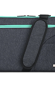 Shoulder Bags for New MacBook Pro 15-inch Macbook Pro 15-inch MacBook Pro 15-inch with Retina display Solid Color Textile Material
