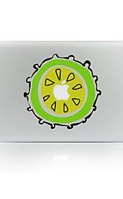 1枚 傷防止 カトゥーン 透明ベースプラスチック ボディーステッカー パターン 発光性 のためにMacBook Pro 15'' with Retina MacBook Proの15 '' MacBook Pro 13'' with Retina MacBook
