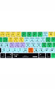 xskn® zapalonych Tools Pro skrót klawiaturowy silikonową skórę do 2016 nowych MacBook Pro 13,3 / 15,4 z paska dotykowego siatkówki (us /